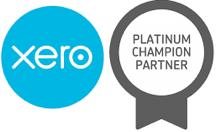 Xero platinum championship partner